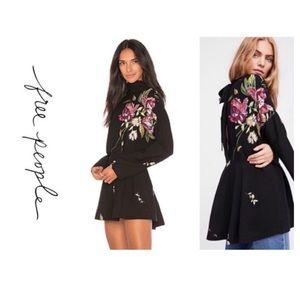 🦋NWT Free People 'Gemma' Mini Dress/Tunic🦋
